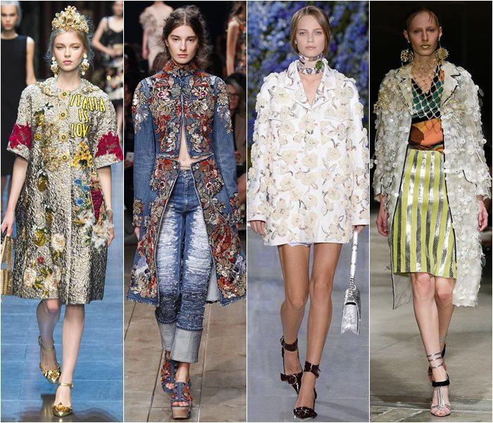 Модные пальто весна-лето 2016   (1)