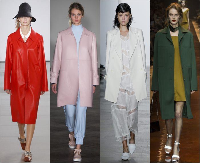 Модные пальто весна-лето 2016   (15)