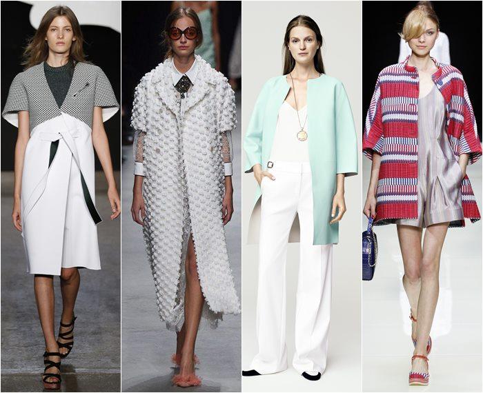 Модные пальто весна-лето 2016   (2)