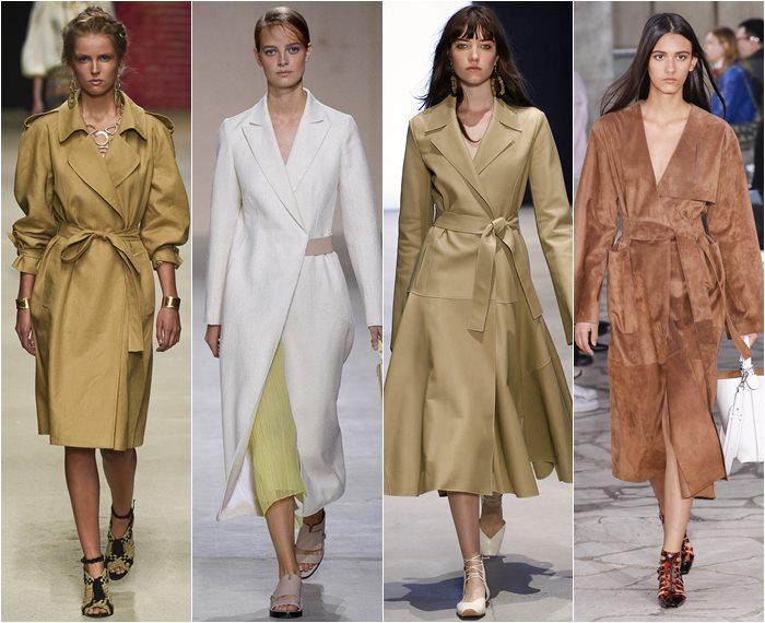 Модные пальто весна-лето 2016   (9)