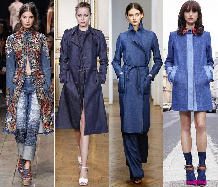 Модные плащи весна-лето 2016   (10)