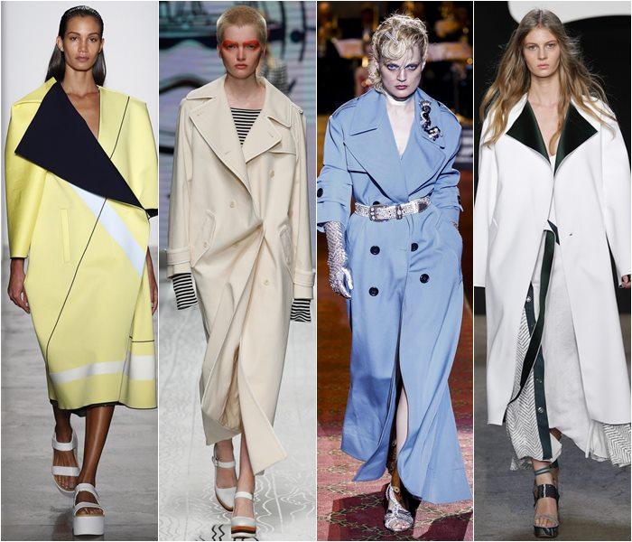 Модные плащи весна-лето 2016   (15)