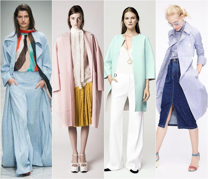 Модные плащи весна-лето 2016   (16)
