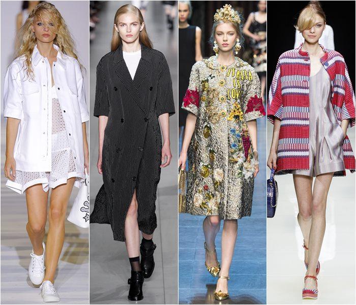 Модные плащи весна-лето 2016   (6)
