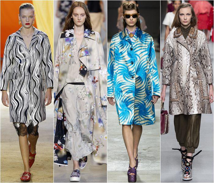 Модные плащи весна-лето 2016   (7)
