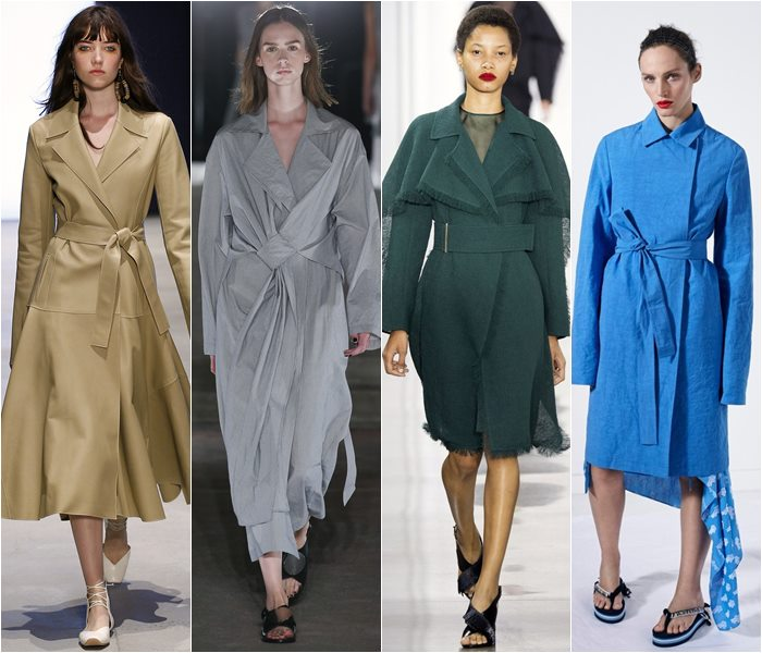 Модные плащи весна-лето 2016   (9)