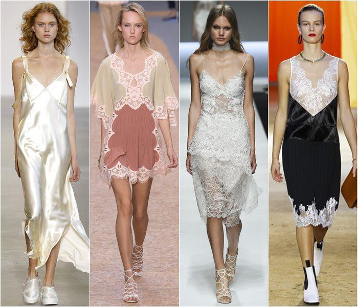 Модные платья весна-лето 2016 фото  (11)