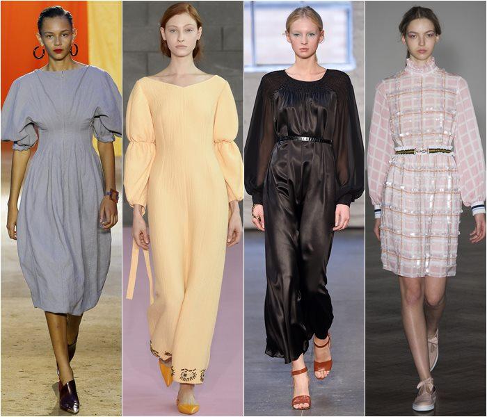 Модные платья весна-лето 2016 фото  (13)