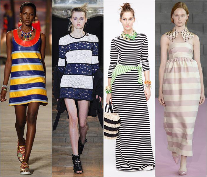Модные платья весна-лето 2016 фото  (14)