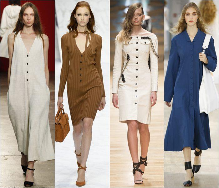 Модные платья весна-лето 2016 фото  (19)