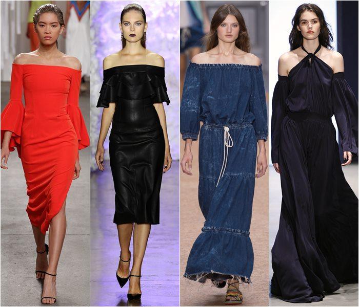 Модные платья весна-лето 2016 фото  (2)