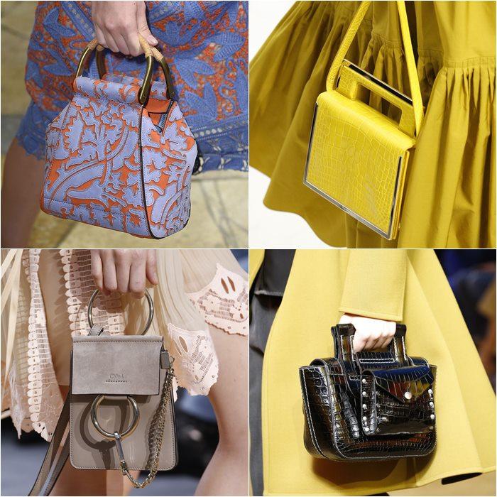 Модные сумки весна-лето 2016  фото  (15)