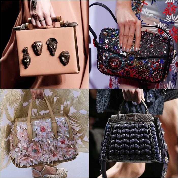 Модные сумки весна-лето 2016  фото  (21)