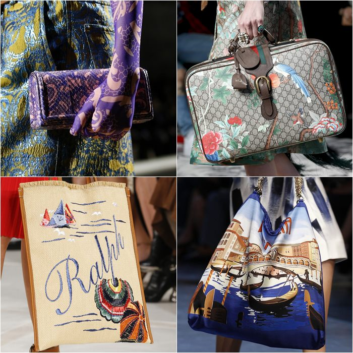 Модные сумки весна-лето 2016  фото  (22)