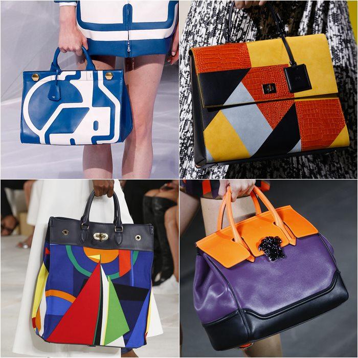 Модные сумки весна-лето 2016  фото  (3)