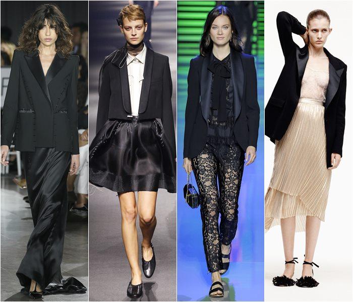 Модные жакеты и пиджаки весна-лето 2016 (2)