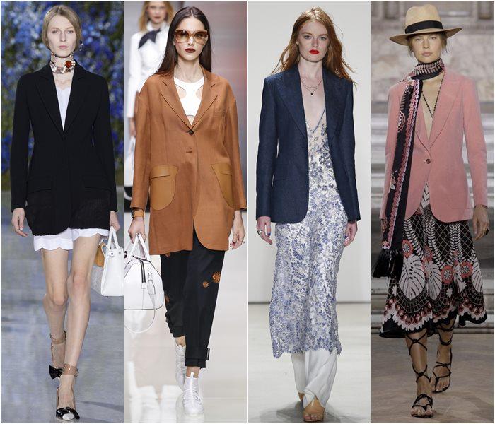 Модные жакеты и пиджаки весна-лето 2016 (3)
