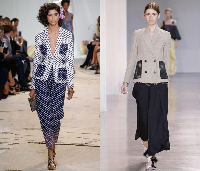 Модные жакеты и пиджаки весна-лето 2016 (9)