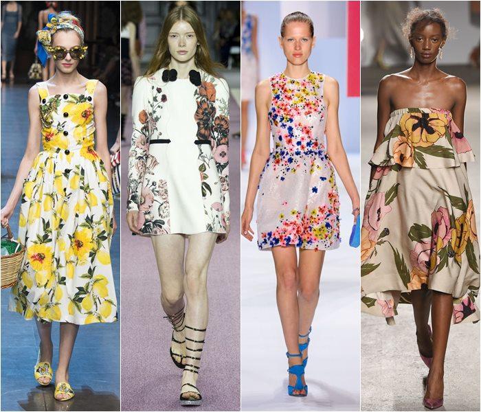 Коктейльные платья весна-лето 2016 фото (12)