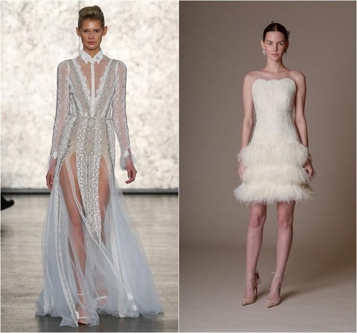 Свадебные платья 2016 фото (10)