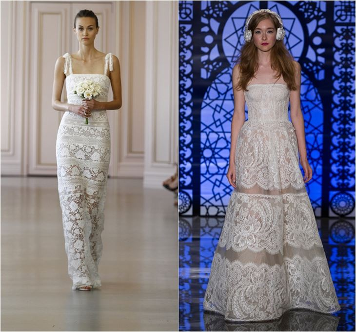 Свадебные платья 2016 фото (11)