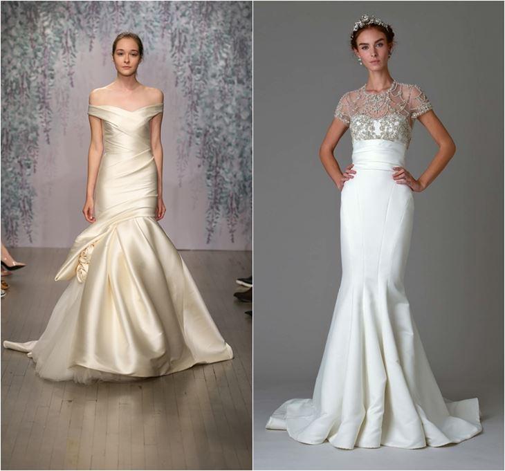 Свадебные платья 2016 фото (12)