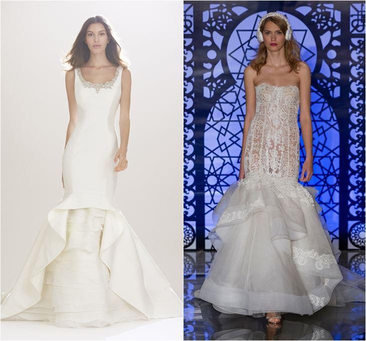 Свадебные платья 2016 фото (13)