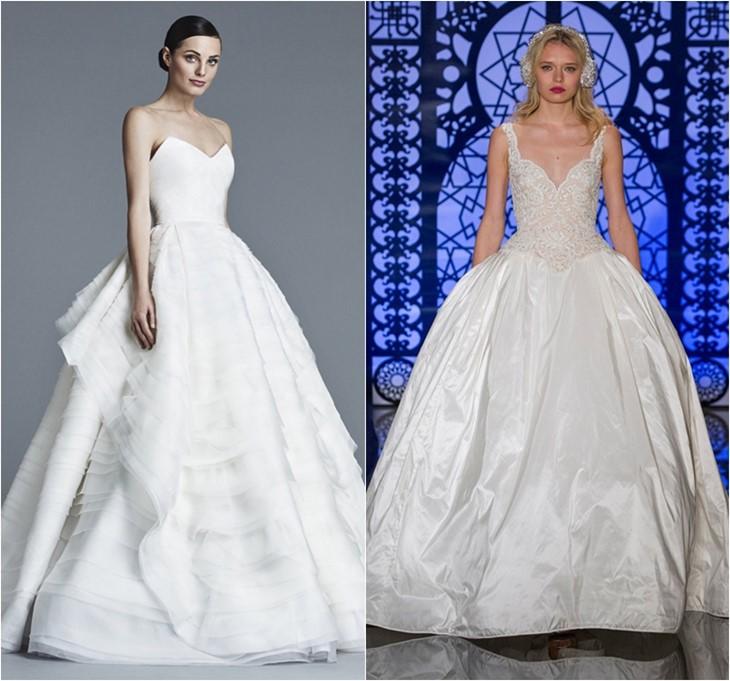 Свадебные платья 2016 фото (14)