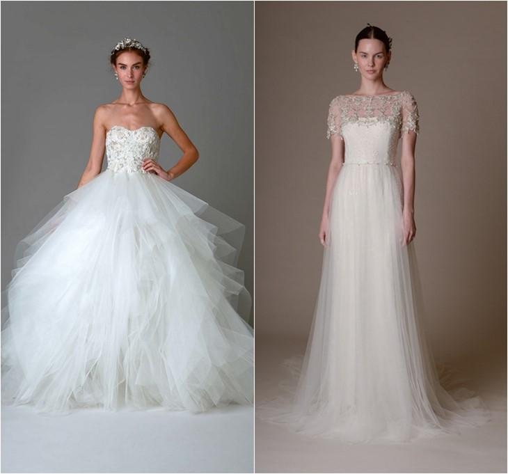 Свадебные платья 2016 фото (19)