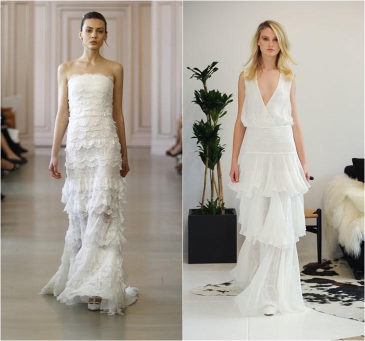 Свадебные платья 2016 фото (2)