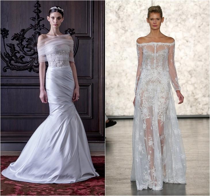 Свадебные платья 2016 фото (20)