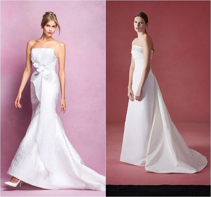 Свадебные платья 2016 фото (26)