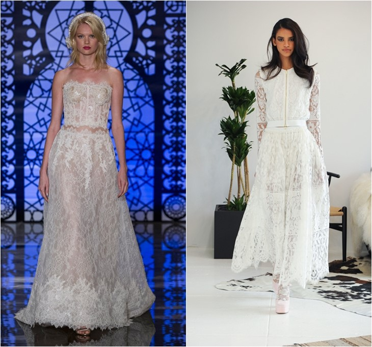 Свадебные платья 2016 фото (29)