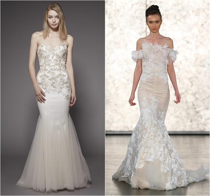 Свадебные платья 2016 фото (3)