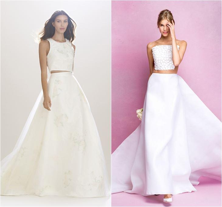 Свадебные платья 2016 фото (30)