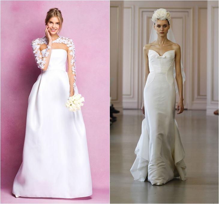 Свадебные платья 2016 фото (31)