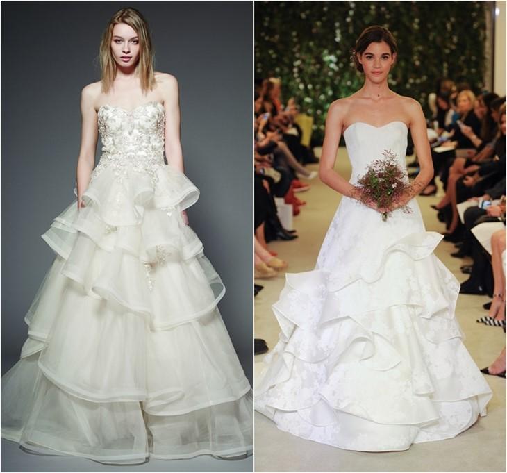 Свадебные платья 2016 фото (34)
