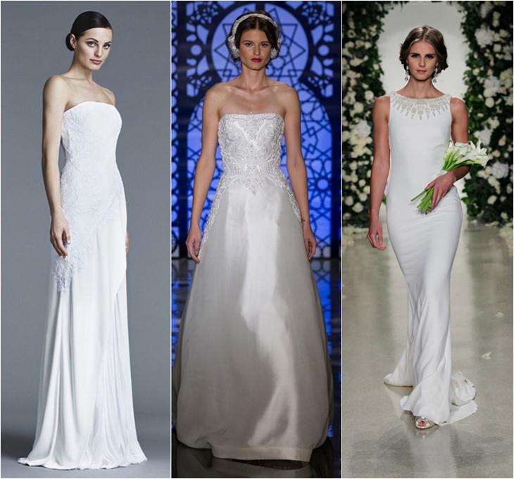 Свадебные платья 2016 фото (35)