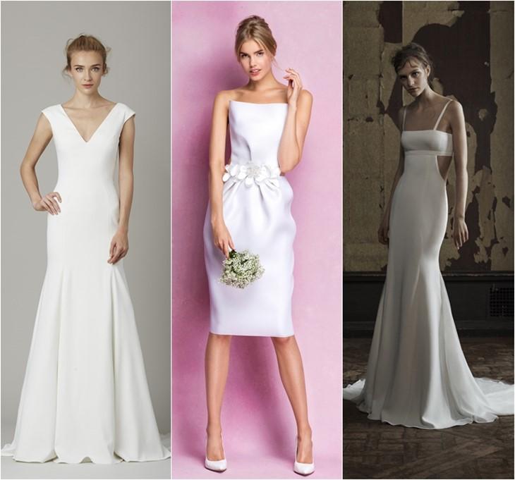 Свадебные платья 2016 фото (36)