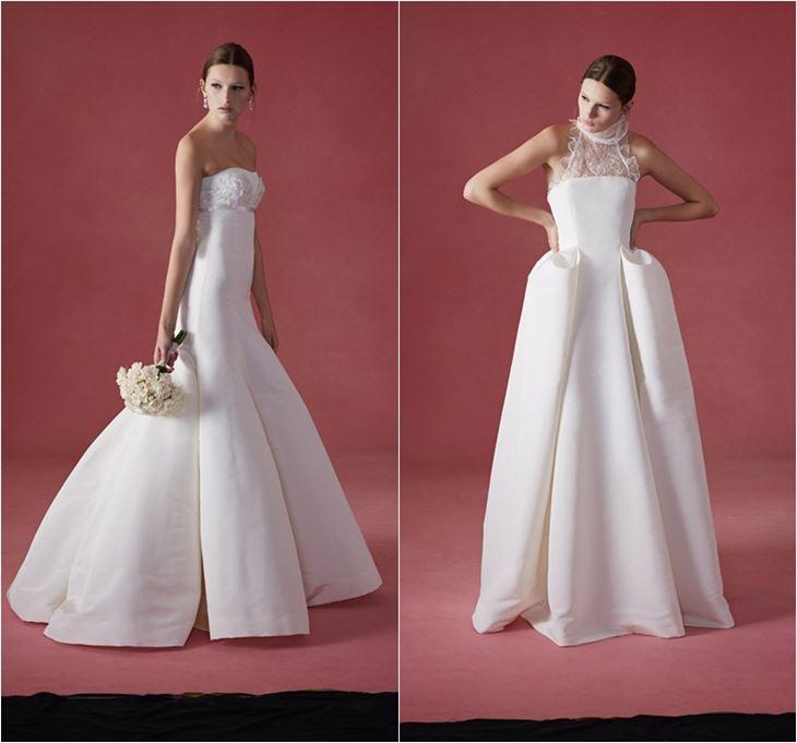 Свадебные платья 2016 фото (38)