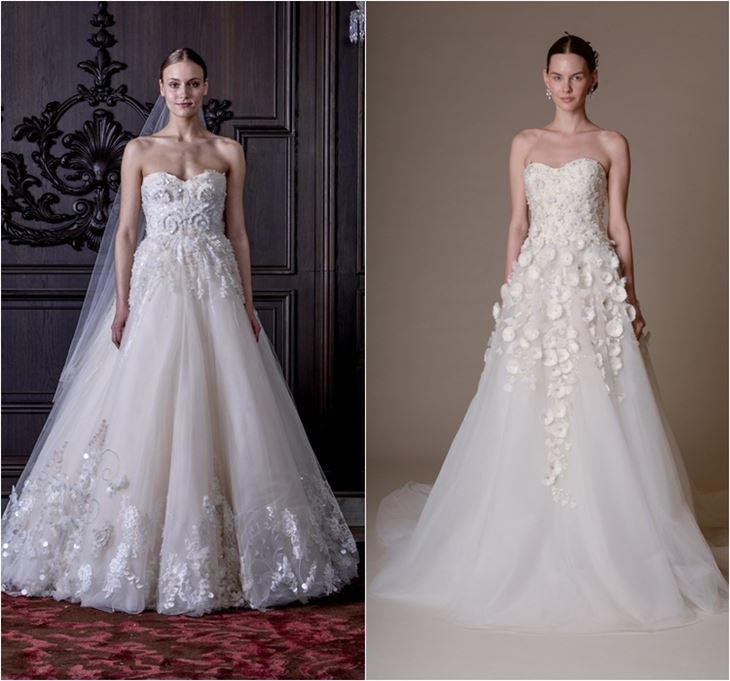Свадебные платья 2016 фото (4)