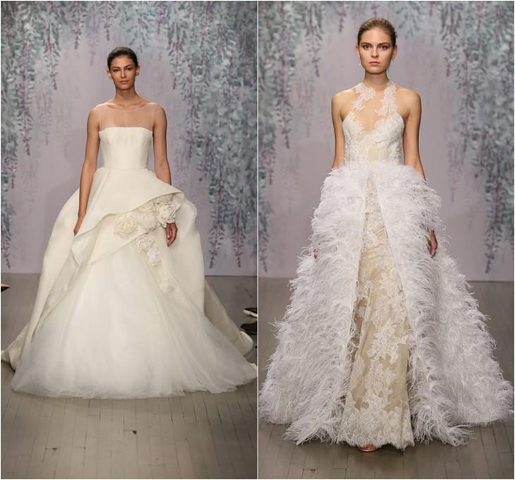 Свадебные платья 2016 фото (40)