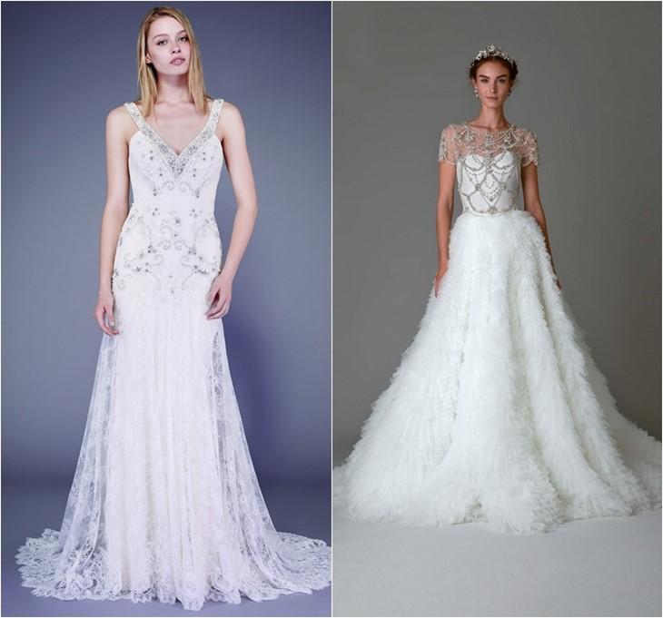 Свадебные платья 2016 фото (41)