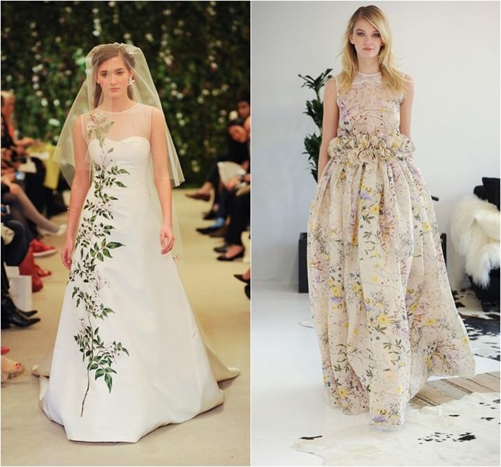 Свадебные платья 2016 фото (45)