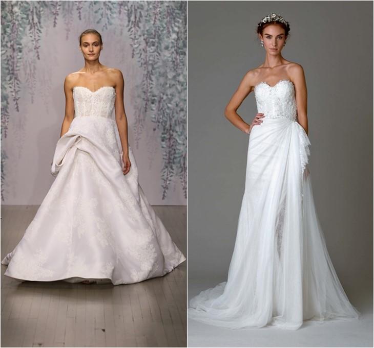 Свадебные платья 2016 фото (48)