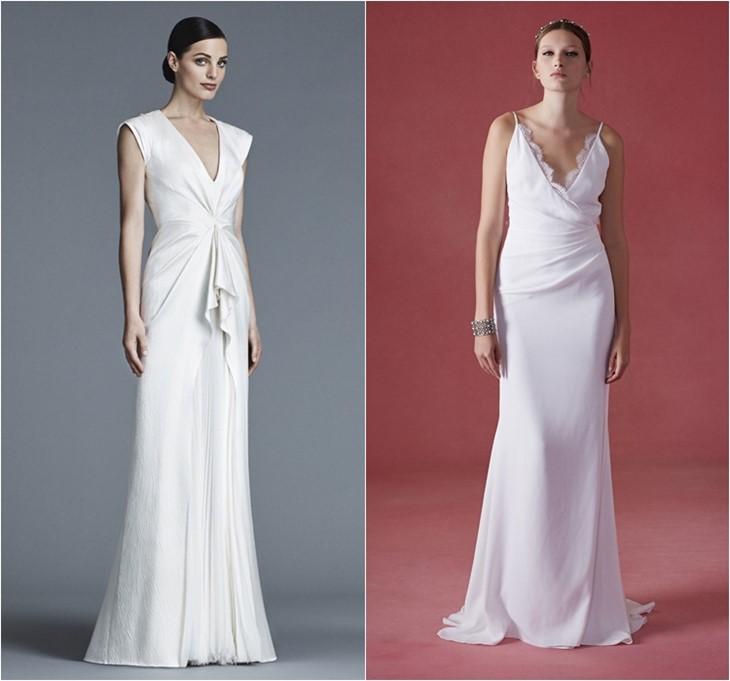 Свадебные платья 2016 фото (49)