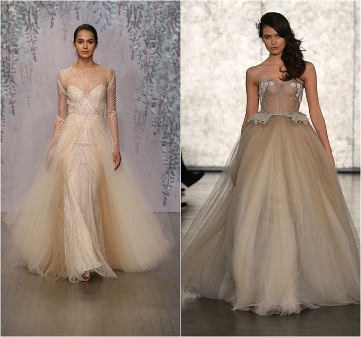 Свадебные платья 2016 фото (50)