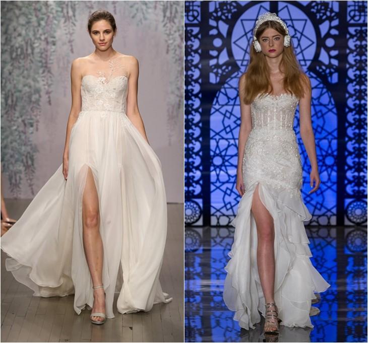 Свадебные платья 2016 фото (54)