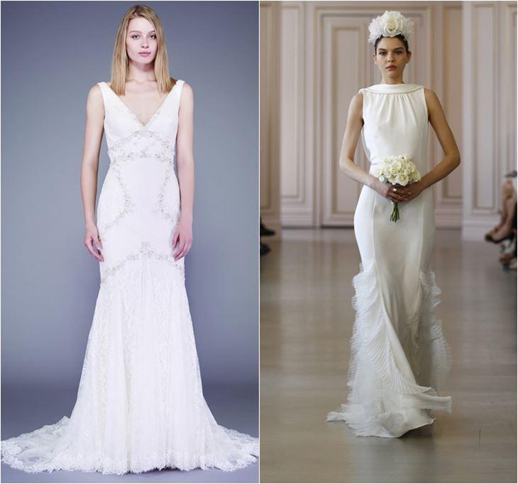 Свадебные платья 2016 фото (8)