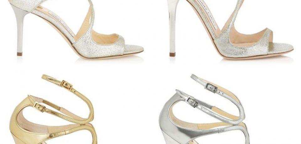 Коллекция свадебной обуви Jimmy Choo весна-лето 2016